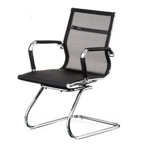 Кресло конференционное Solano office mesh black E5869