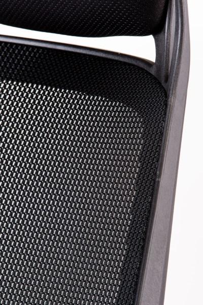 Кресло офисное Briz black fabric E5005