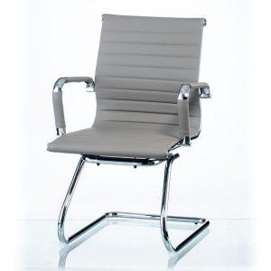 Кресло конференционное Solano office artleather grey E5883
