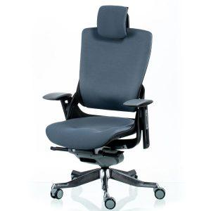 Кресло офисное Wau2 slategrey fabric E5456