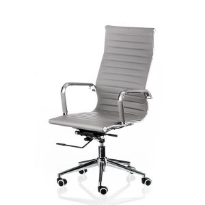 Кресло офисное Solano artlеathеr grey E4879