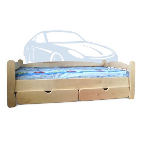 Детская кровать Соня, цвет натуральный