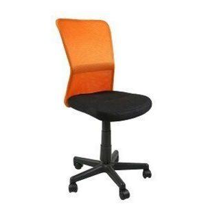 Компьютерное кресло BELICE, Black/Orange