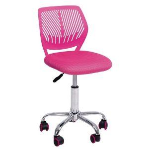 Детское компьютерное кресло JONNY pink