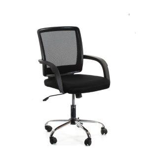 Компьютерное кресло VISANO, Black/Chrome