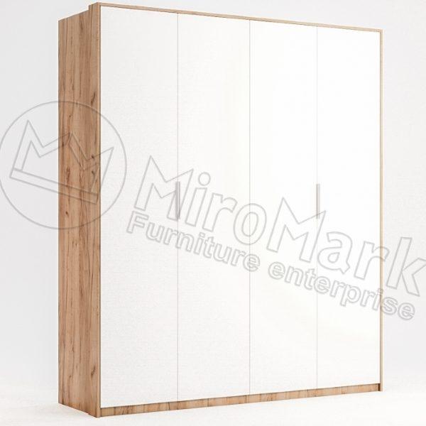 Шкаф 4-х дверный Asti (AS-24-WB)