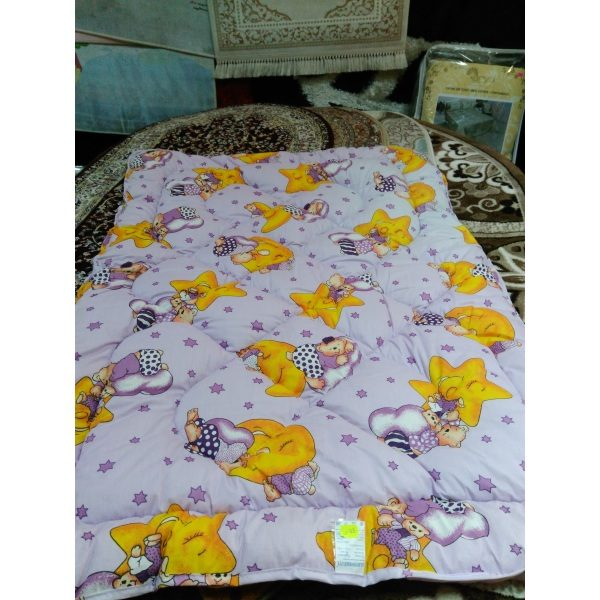 Одеяло Люкс детское 110х140см