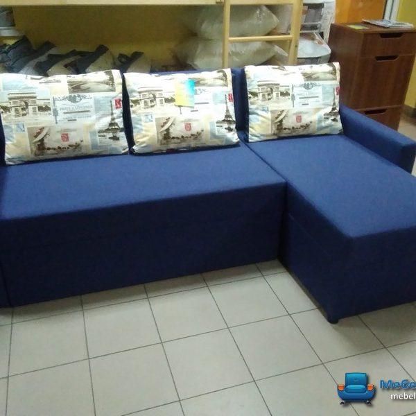 Угловой диван Арни фото
