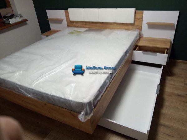 Кровать Asti 1,6 Miromark (Асти 1.6 Миромарк фото)