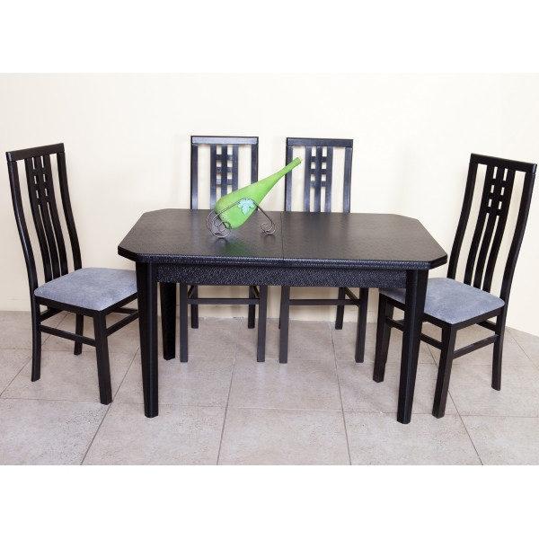 Стол обеденный Модерн (цвет: орех)