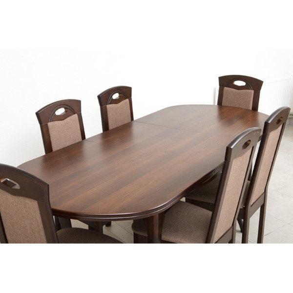 Стол обеденный Мадрид (цвет орех)