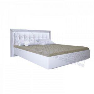 Двухспальная кровать Белла 160x200 BL-37-WB мягкая спинка, без каркаса