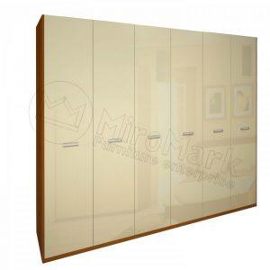 Шкаф 6 дверей Белла BL-26-VN (Без зеркал)