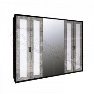 Шкаф 6 дверей Виола VL-16-WB