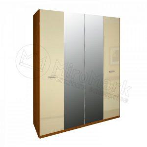 Шкаф 4 двери Белла BL-14-VN