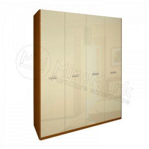 Шкаф 4 двери Белла BL-24-VN (Без зеркал)