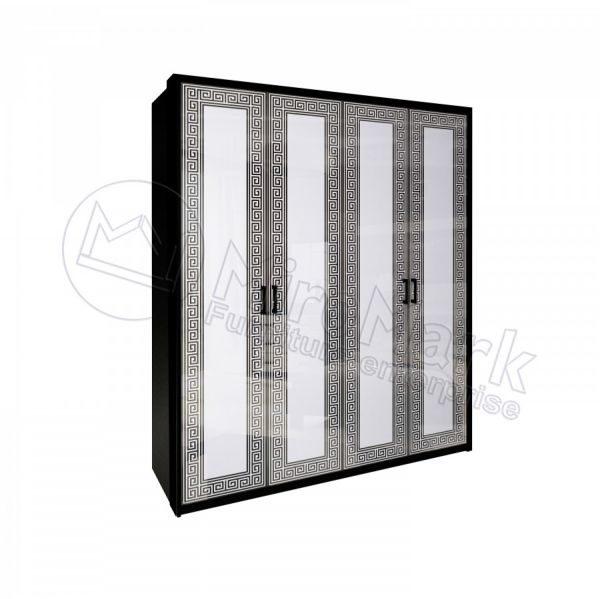 Шкаф 4 двери Виола без зеркал VL-24-WB