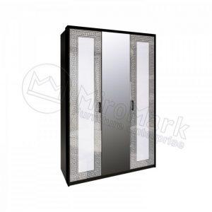 Шкаф 3 двери Виола VL-13-WB