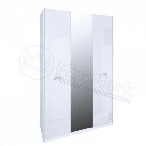 Шкаф 3 двери Белла BL-13-WB