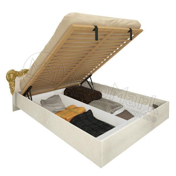 Кровать Виктория, подъёмная с каркасом