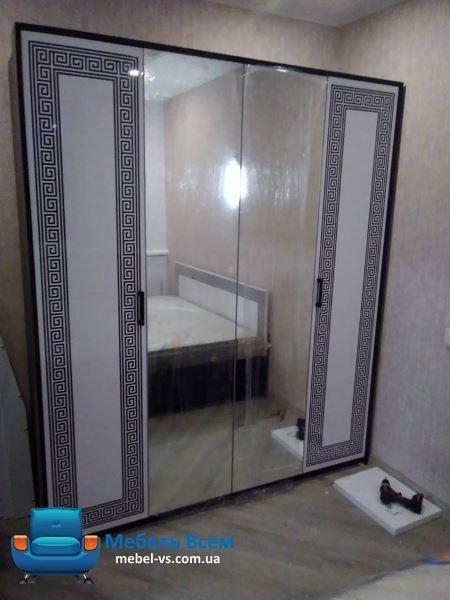 Шкаф 4 двери Виола фото