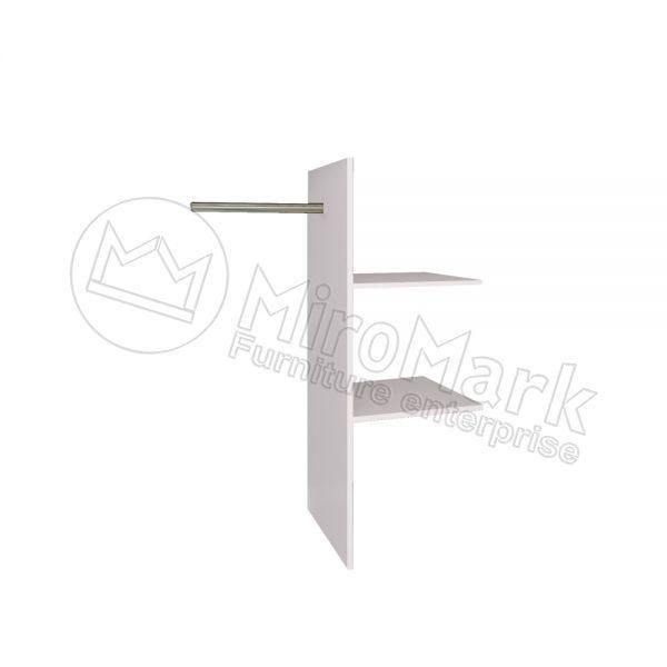 Полки Т-образные для шкафа-купе Белла 2м. BL-95