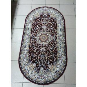 Акриловый ковер Sultan 0269 RED-IVORY (0.8х1.5м)