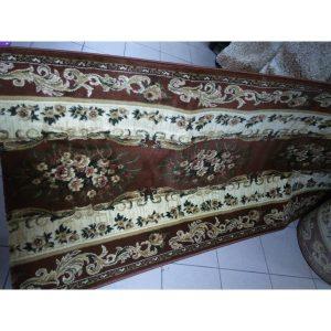 Дорожка ковровая Selena Brown (1м)