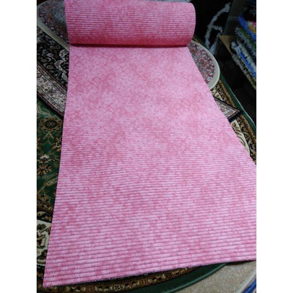 Аквамат коврик-дорожка для ванной Розовый (80см)