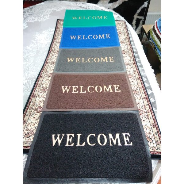 Придверные коврики Welcome (40х60см) Мягкие