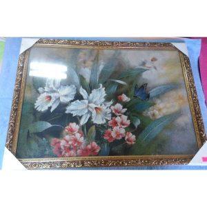 Картина-гобелен Цветы (40х60см)