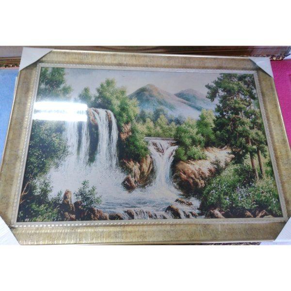 Картина-гобелен Водопад (40х60см)