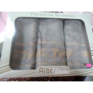Набор бамбуковых полотенец Alber (3шт.)