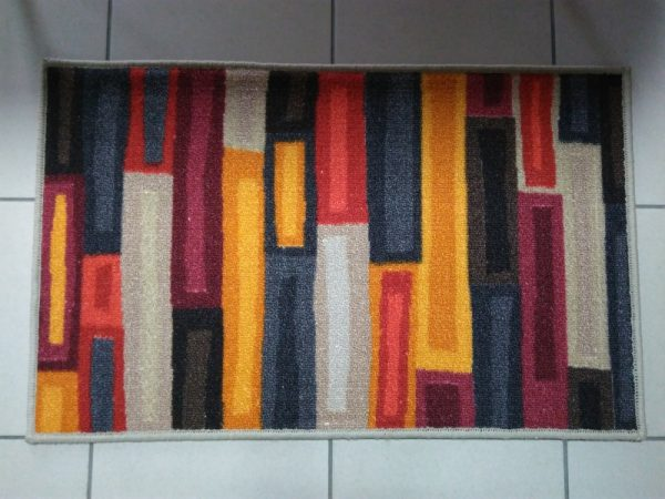 Номер 6 - прорезиненный коврик (50х80см)