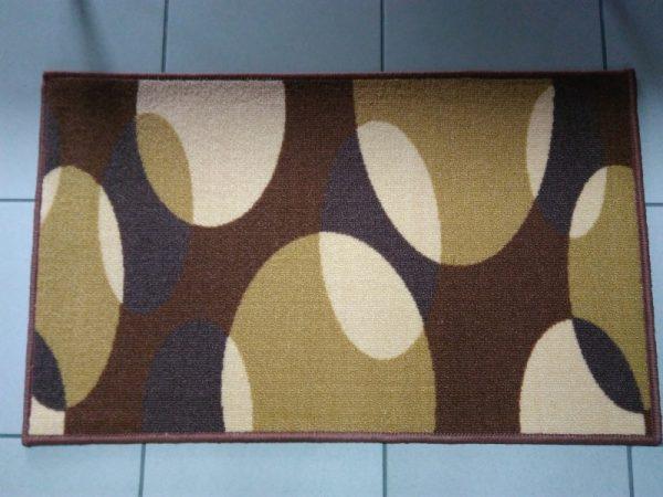 Номер 3 - прорезиненный коврик (50х80см)