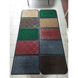 Придверные коврики с резинкой (40х60см)