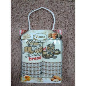 Набор кухонных полотенец Vianna Fresh Bread 35х50см (2шт.)