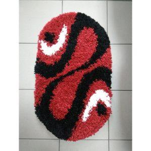 Ковер Shaggy 0731 RED (0.5х0.8м)