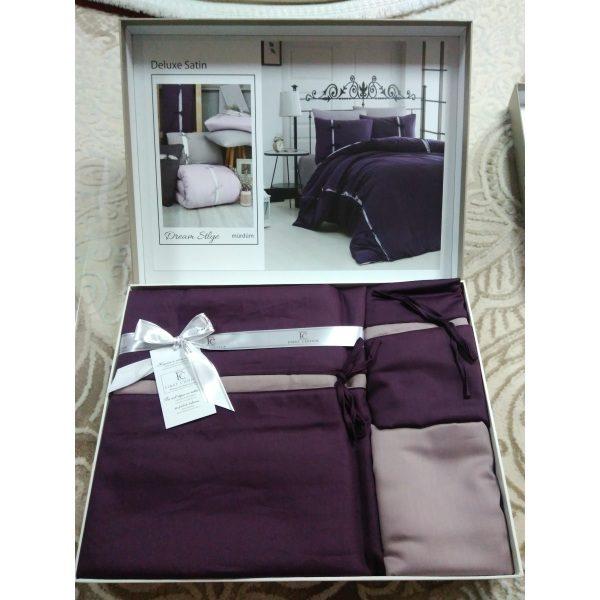 Постель Dream Style Murdum Сатин Deluxe 200х220см First Choice
