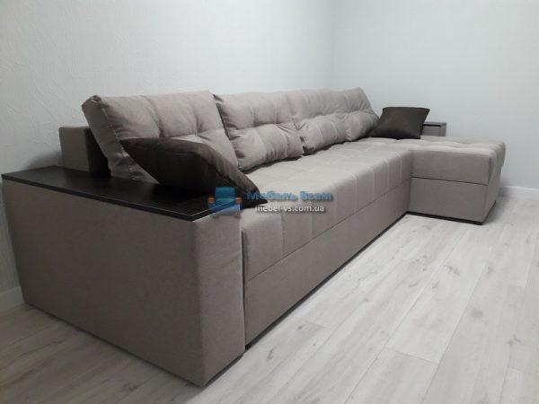 Угловой диван Комфорт Люкс 3.1м фото