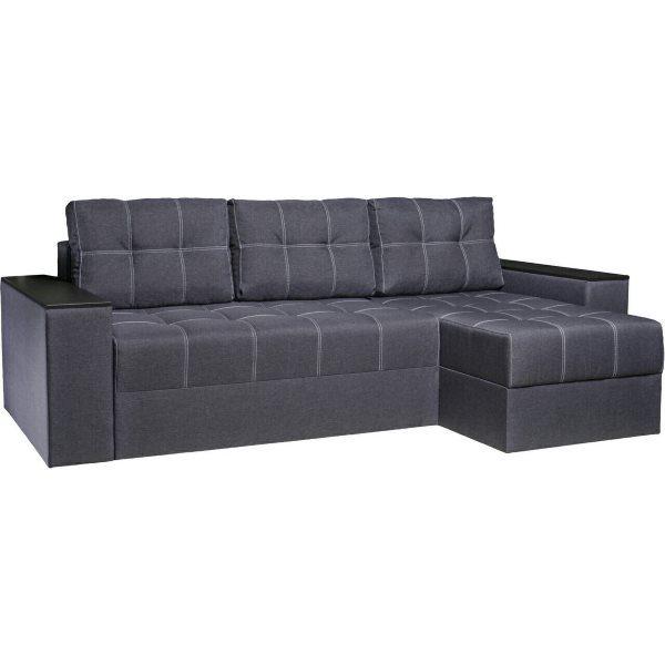 Угловой диван Комфорт Люкс 2.45м