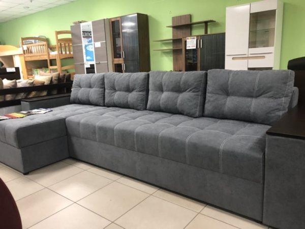 Угловой диван Комфорт Люкс