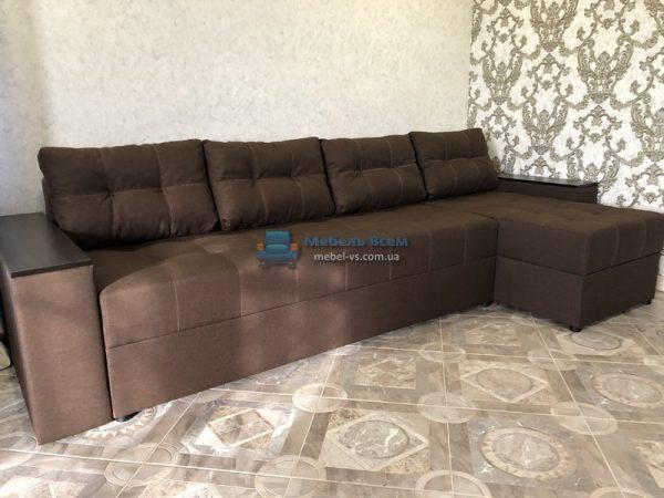 Угловой диван Комфорт Люкс 3.1м