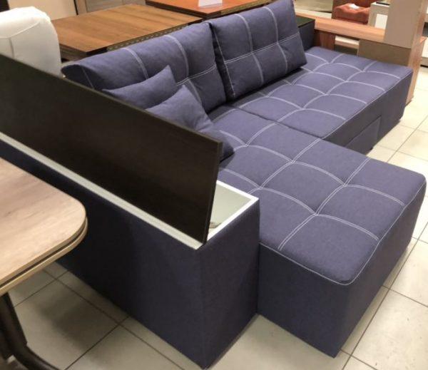 Угловой поворотный диван Бавария