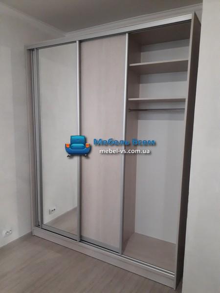 3-х дверный шкаф-купе MN 196-1 (190x60x240) фото