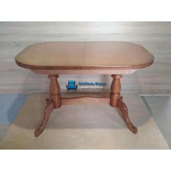 Стол раздвижной полу-овальный P.OST 110-150х70