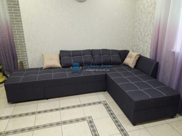 Угловой диван Олимп Сити Фото