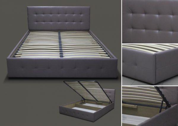 мягкая кровать МК-2