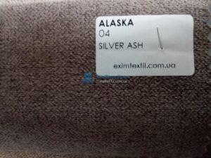 Ткань Alaska 04 silver ash
