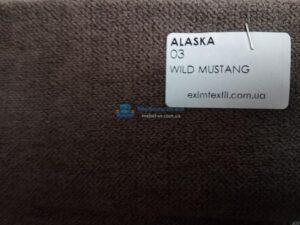 Ткань Alaska 03 wild mustang
